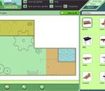 Cr ation de plans de jardin avec un logiciel - Plan de jardin gratuit en ligne ...