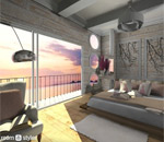 Screenshot Roomstyler en 3D